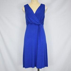Soma   Royal Blue Sleeveless Nightgown   S
